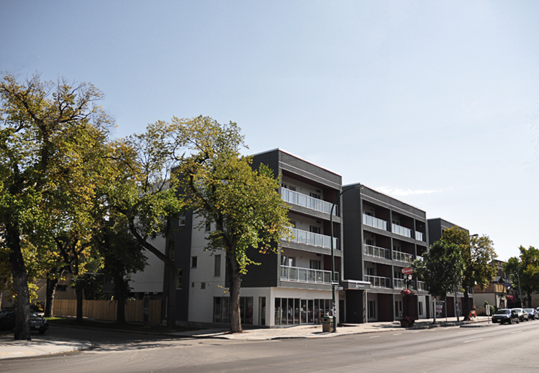 32e709fbc33 Element Condos - Verne Reimer Architecture Inc. - Winnipeg Manitoba ...